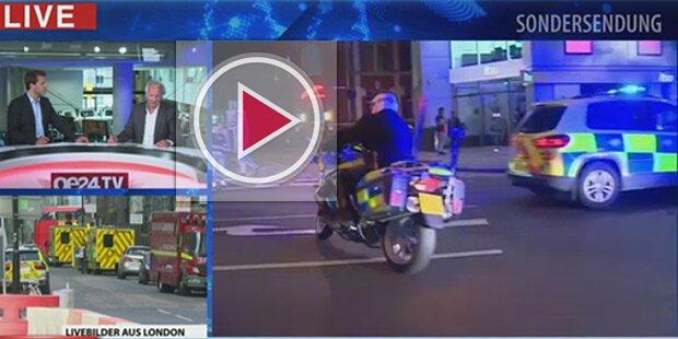 oe24.TV: SONDERSENDUNG zum London-Terror
