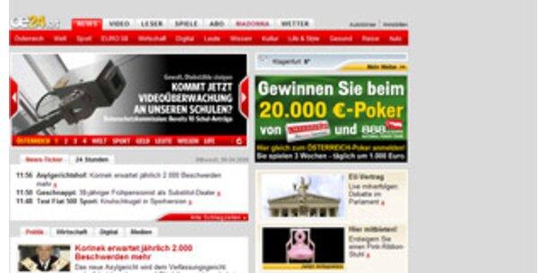 ÖSTERREICH-Netz erstmals Nummer 1 der Printmedien