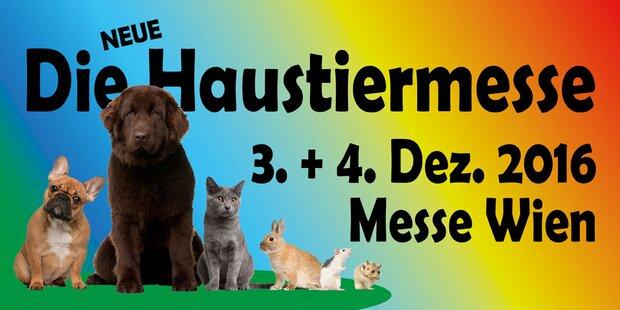 Anzeige Haustiermesse