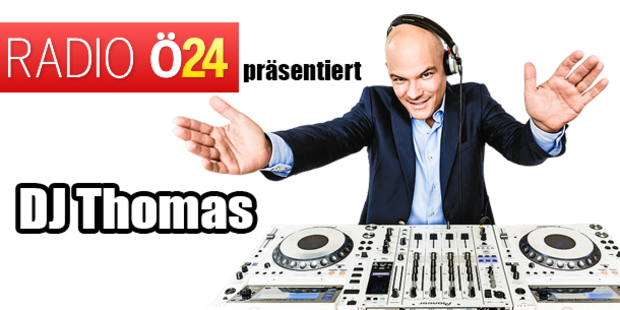 Mit DJ Thomas quer durch alle Stile und Jahrzehnte