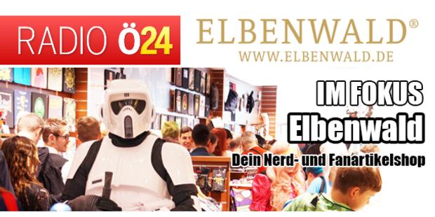 Intergalaktisch gut einkaufen bei Elbenwald