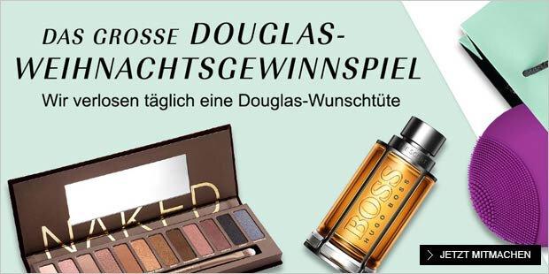 Anzeige Douglas
