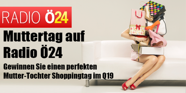 Gewinnen Sie einen perfekten Shoppingtag im Q19