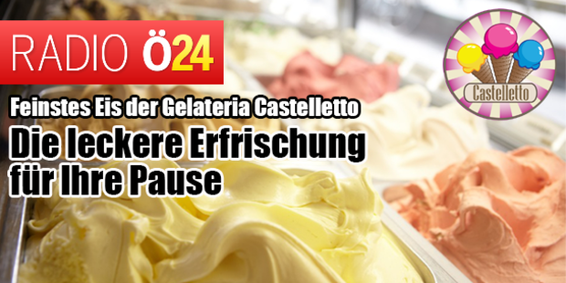 Radio Ö24 versorgt Ihr Büro mit Eis!