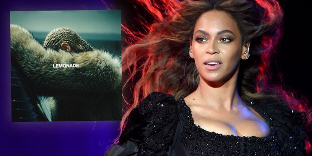 Beyoncé: Platz 9 in den Austria Top40