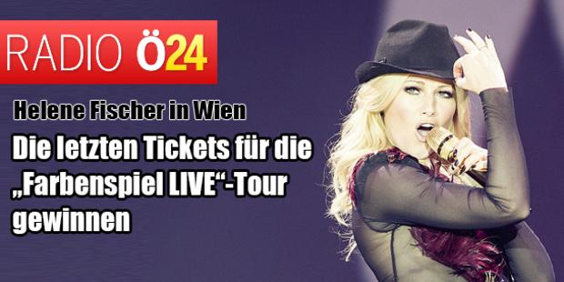 Dienstag und Mittwoch sind Helene-Fischer Tage auf Radio Ö24!