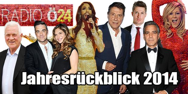 Der große Ö24 Jahresrückblick 2014