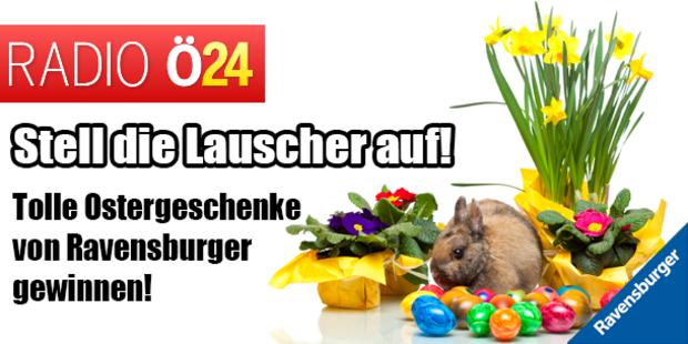 Ostergeschenk gewinnen mit Radio ö24