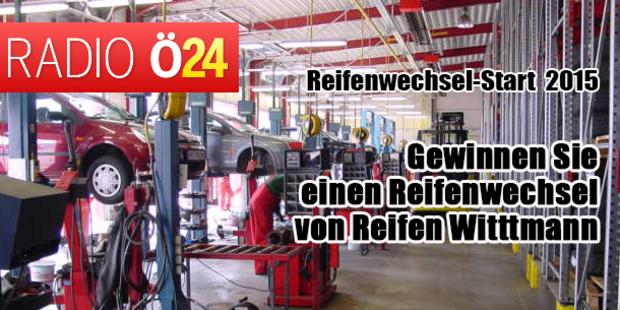 Reifenwechsel-Start 2015 - mit Reifen Wittmann