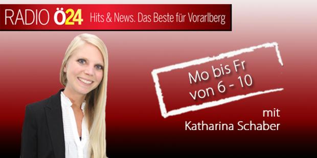 Morningshow mit Katharina Schaber