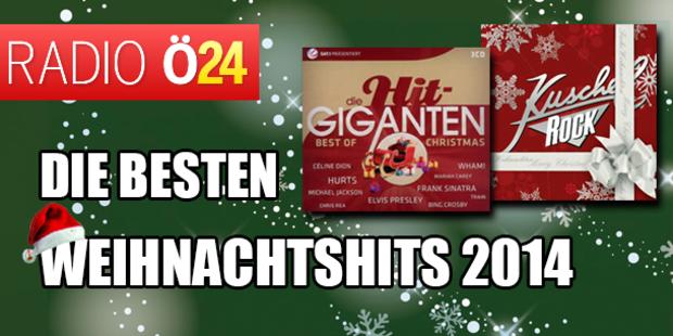 Die besten Weihnachtshits 2014!