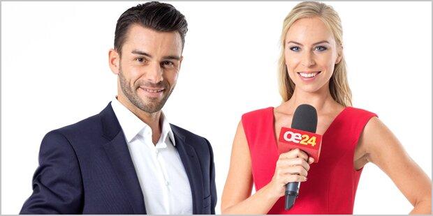 Am 26.9. startet das neue oe24.tv