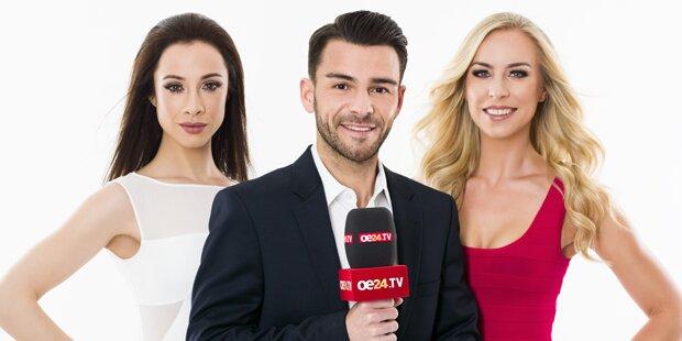 oe24.TV einstellen und 100 Euro gewinnen