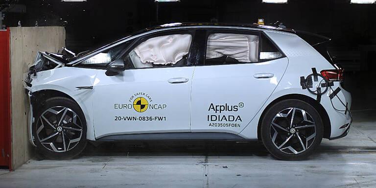 VWs Elektroauto ID.3 im Crashtest