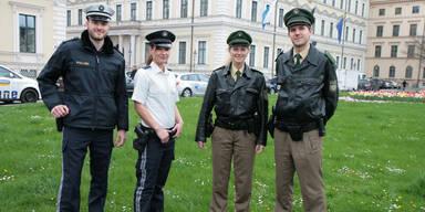 Bayern testet österreichische Uniform