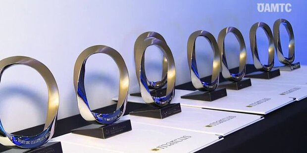 Die Gewinner des ÖAMTC-Awards 2019