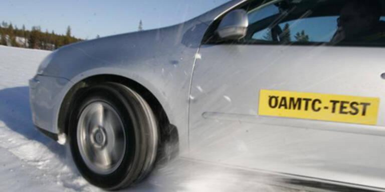 Die richtige Fahrtechnik für den Winter