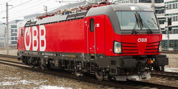 ÖBB-Züge nach China immer schneller