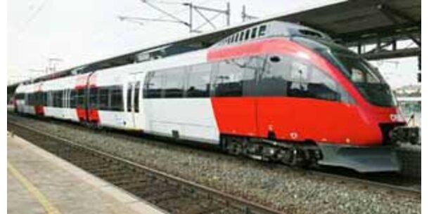 Privatbahn macht ÖBB ab 2011 Konkurrenz