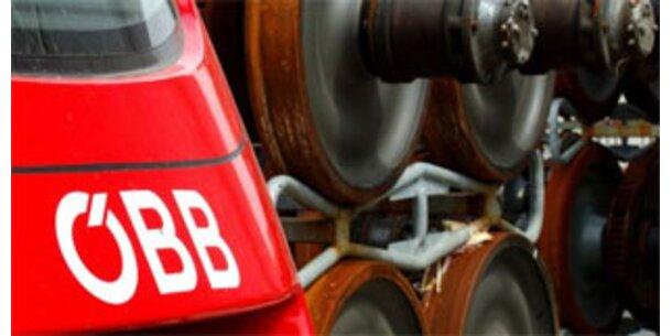 ÖBB-Zuschuss steigt bis 2016 auf 800 Mio Euro