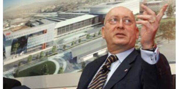 ÖBB-Chef Huber  verteidigt Vorgehensweise