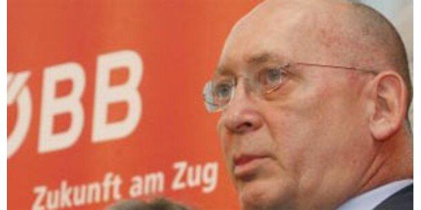 ÖBB-Sondersitzung wegen Millionenverlusten