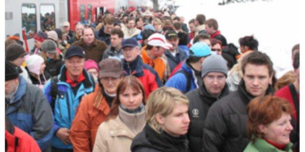 80.000 stürmen Kitzbühel
