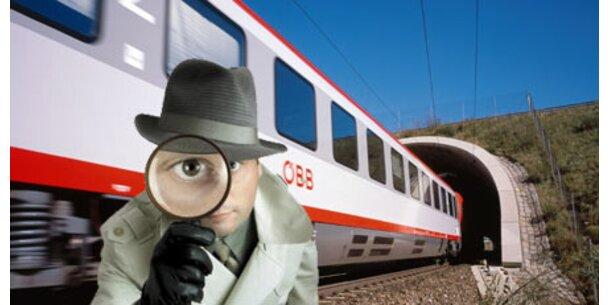 Detektiv schnüffelte für ÖBB