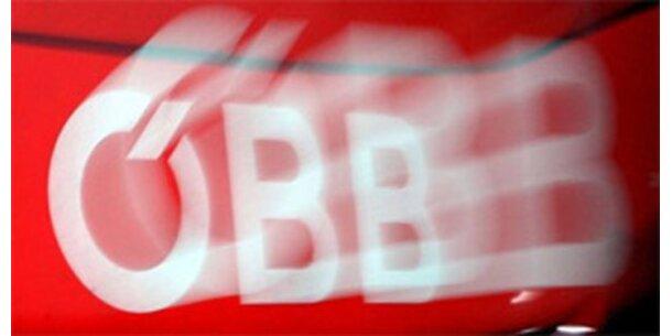 Jeder zahlte 205 Euro für ÖBB-Ausbau