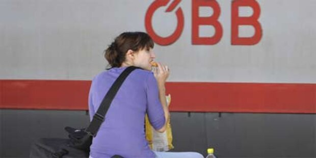 Stromausfall legt Bhf Wien Mitte lahm