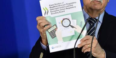 OECD senkt globale Wirtschaftsprognose