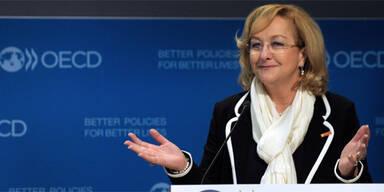Maria Fekter OECD