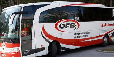 ÖFB will jetzt gepanzerte Busse