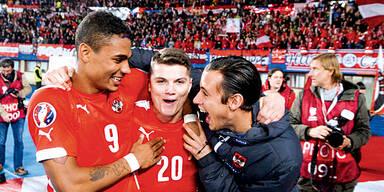 Dieses Team schießt uns zur EURO