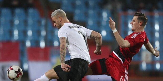 4:0! ÖFB-Team schießt Luxemburg ab
