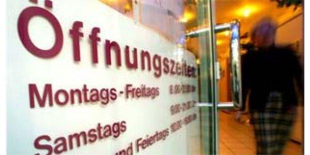 Österreichs Öffnungszeiten noch immer streng