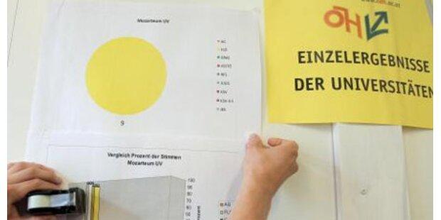 ÖH-Wahl an Uni Wien wird aufgehoben