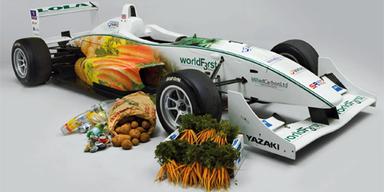 Öko-Flunder fährt mit Biodiesel!