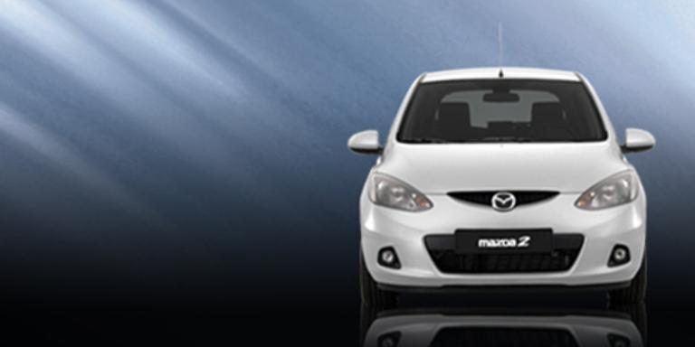 Das Mazda Öko Plus