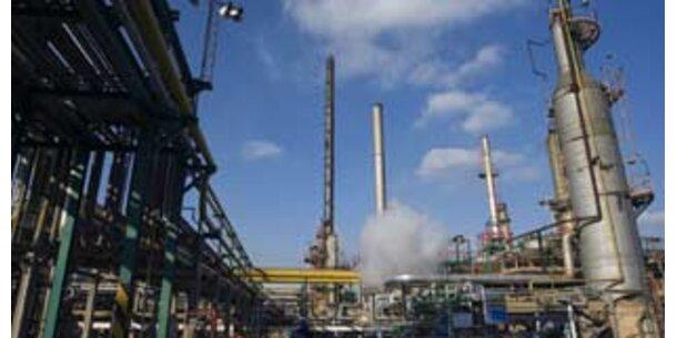 Ölpreis überschreitet erstmals 100,1 Dollar