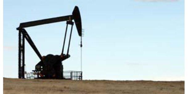 Ölpreise sinken auf Sechs-Wochen-Tief