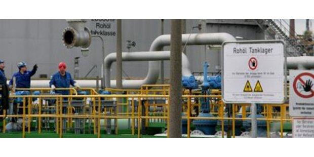 Moskau will Europa das Öl abdrehen