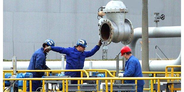 Russisches Öl fließt wieder nach Europa