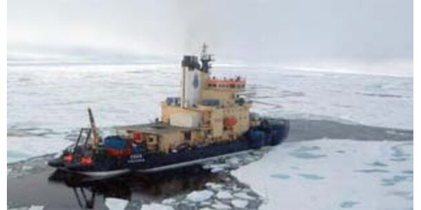 Öltransporte erstmals über sibirische Küste