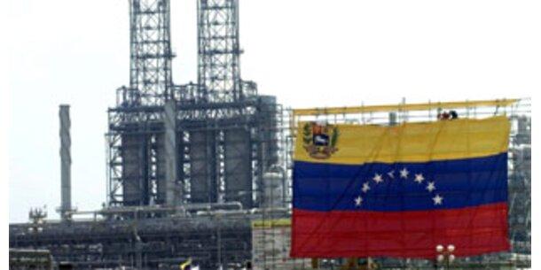 Venezuela kappt Exxon den Öl-Nachschub