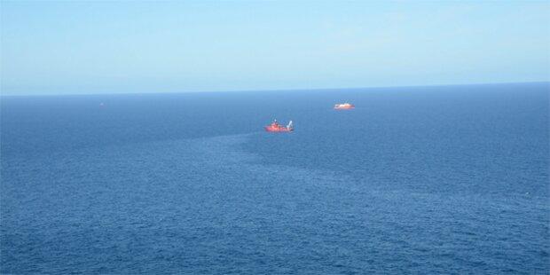 Weiteres Leck auf Shell-Ölplattform