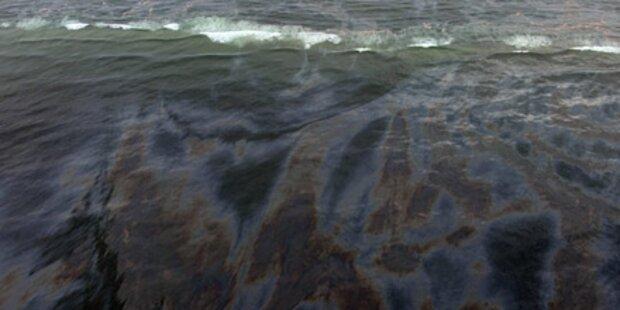 Öl fließt noch bis Mitte August