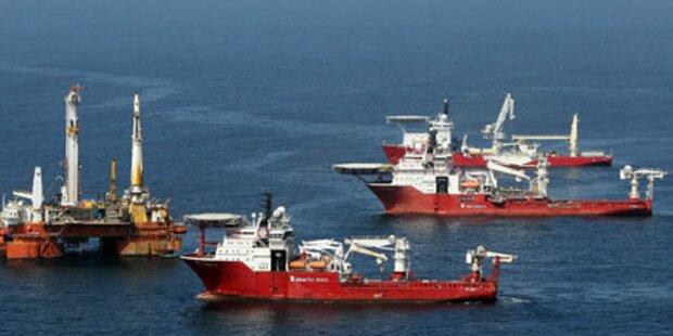 Sturm vorbei: Ölpest-Kampf geht weiter