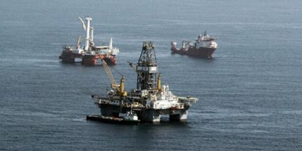 BP bohrt jetzt im Mittelmeer