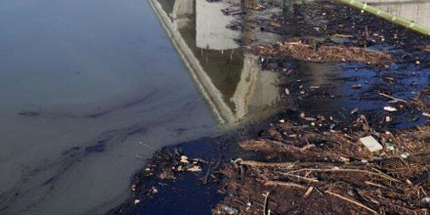Wasserversorgung in Norditalien bedroht